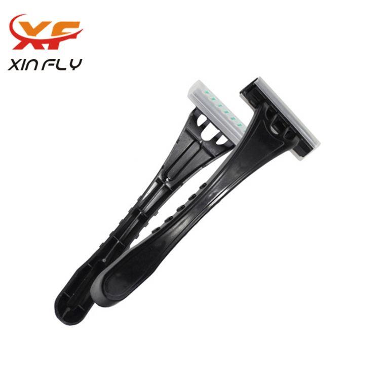 Cheap Twin Blade hotel razor for woman