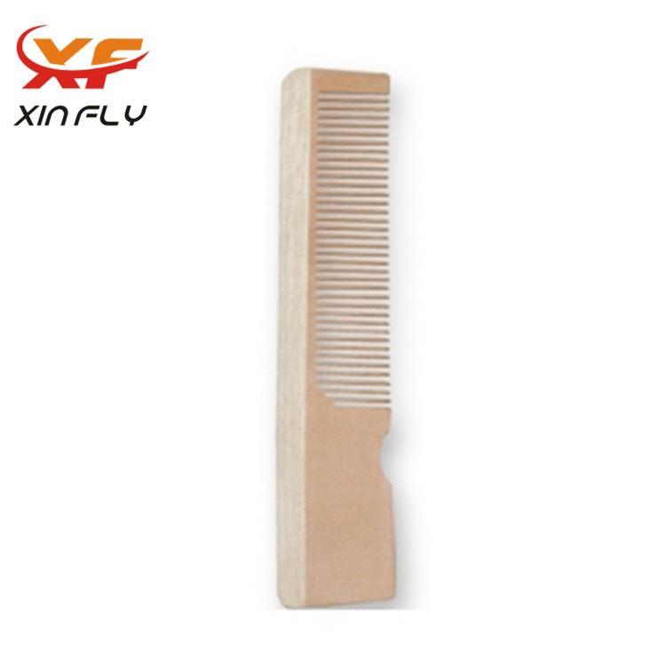 Eco friendly biodegradable small hotel mini comb in plastic bag