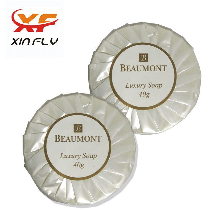Good Fragrance Winter Effectively Skin Smooth Hotel Spa Goat Milk Soap