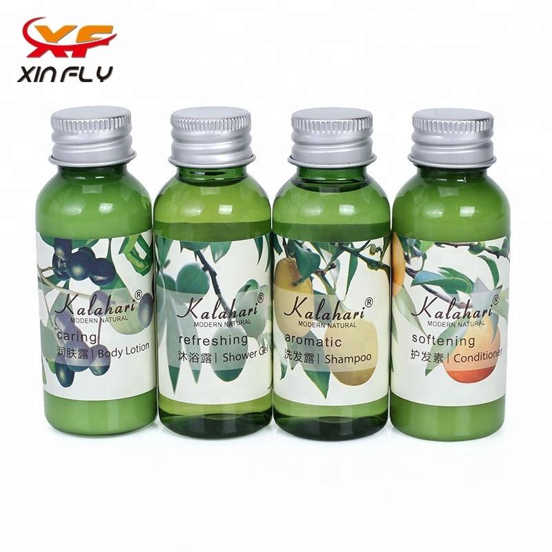 Luxury hotel Shampoo Shower Gel Bath Foam Conditioner, Body Lotion for hotels