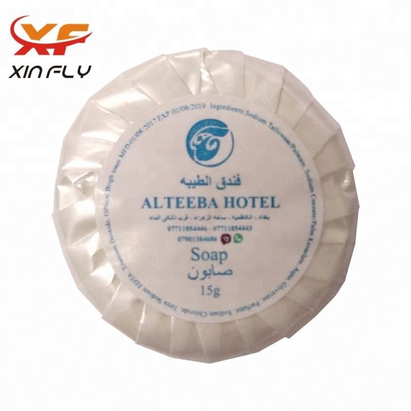 Wholesale mini hotel guest soap for motel