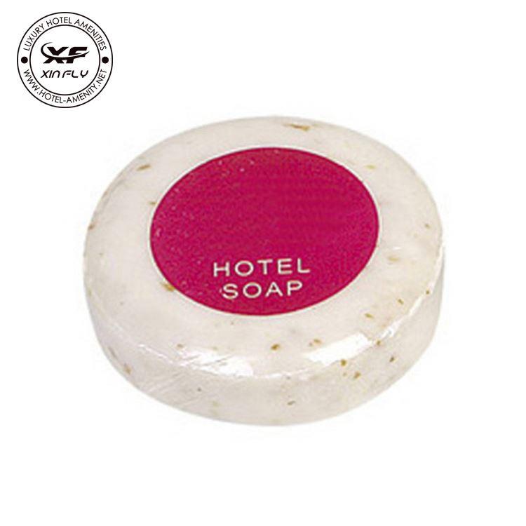 natural nourishing handmade hotel perfumed Soap