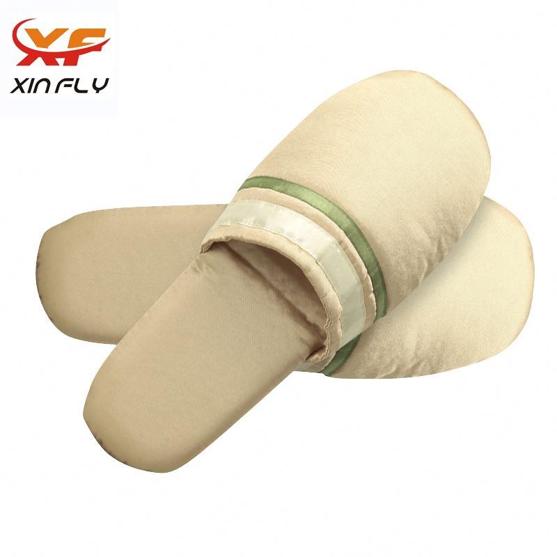 Cheap EVA sole comfort hotel slipper for