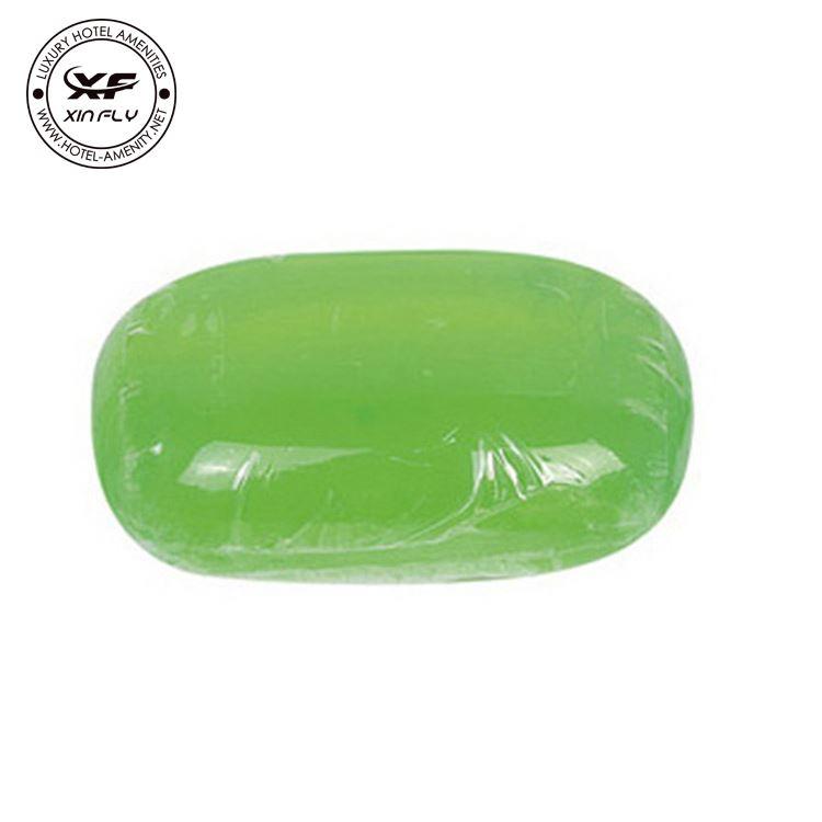 Hotel antiseptic soaps