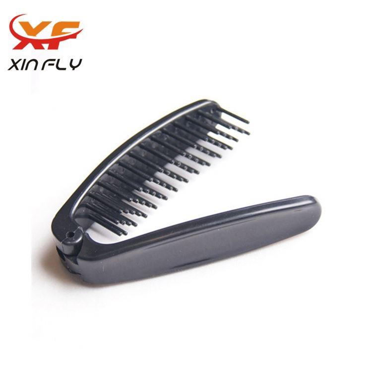 Comfortable Wholesale Hotel Hair Comb in plastic bag