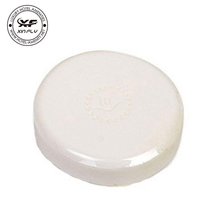 High Grade Hotel Skin Whitening Fragrance Glycerin Free Soap Sample