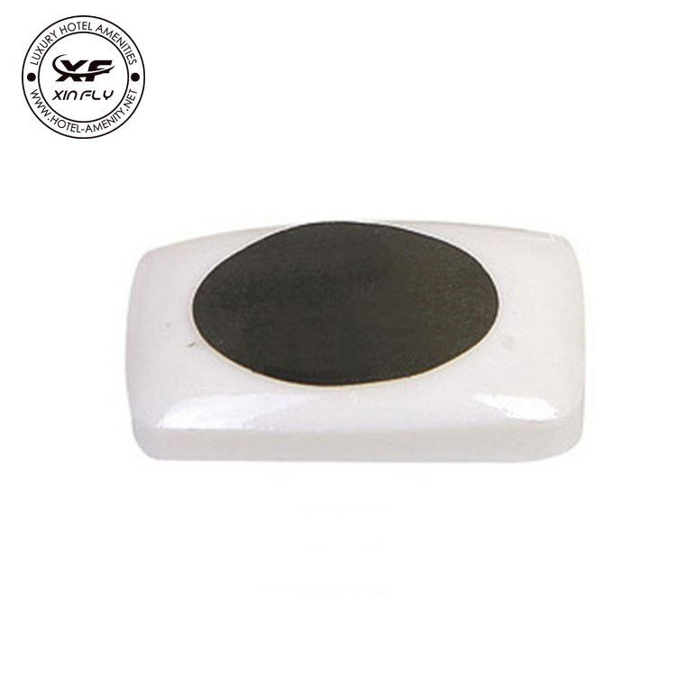 30g Elegant White Size Round Mild Brand Names of Soap With Label