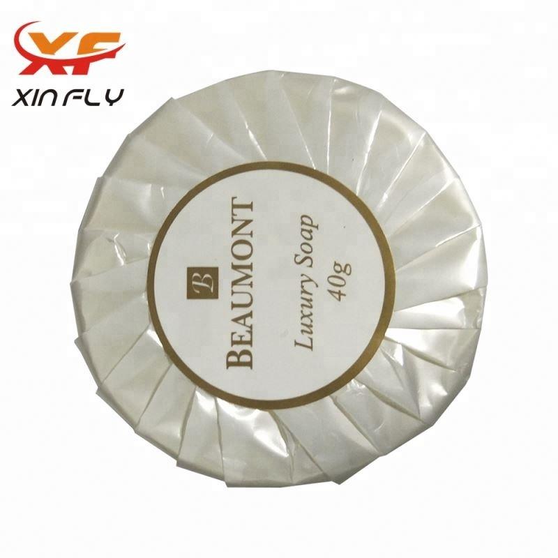 High Quality 50g hotel bath soap manufacturer