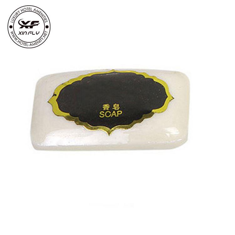 Nature Oatmeal Round Mini Soap