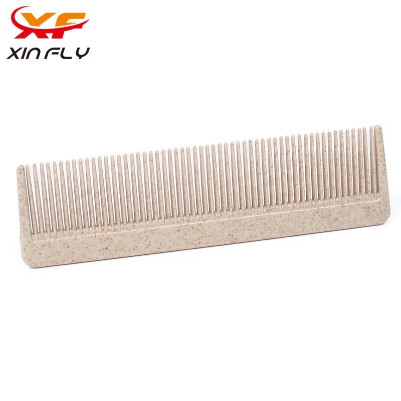 Eco-Friendly Wheat straw hotel comb
