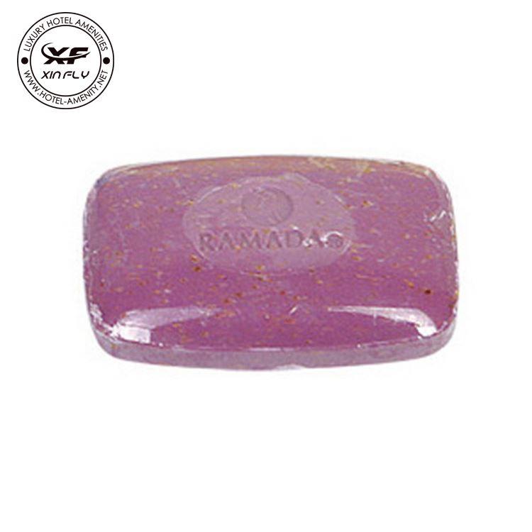 Custom Hotel Disposable Facial Clean Natural Soap